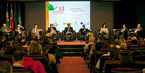 13º Symposium Sanidad Vegetal en Sevilla