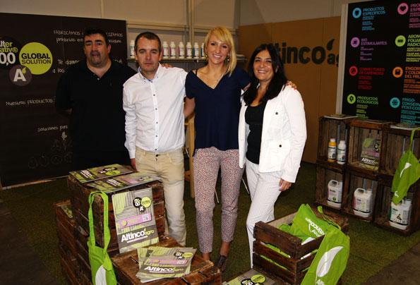 Altinco agro en Vegetal World