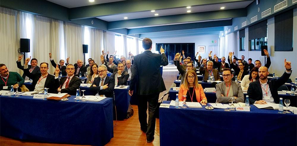 Asamblea general de AEFA 2019