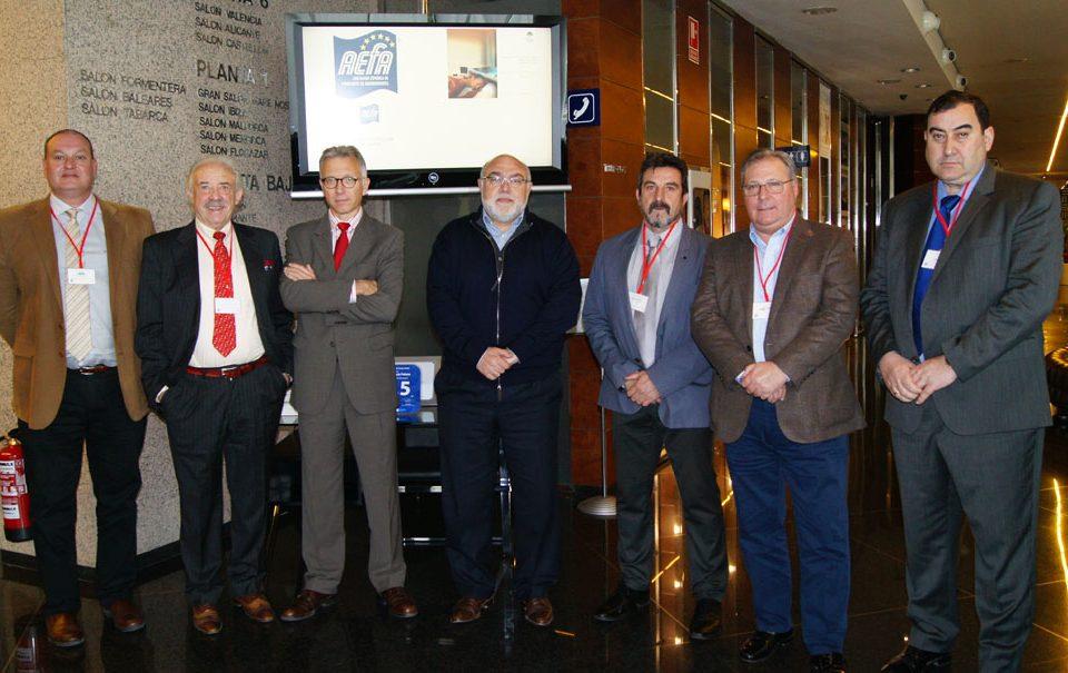 I Encuentro institucional de empresas valencianas de AEFA y la Consellería de Agricultura, Medio Ambiente, Cambio Climático y Desarrollo Rural