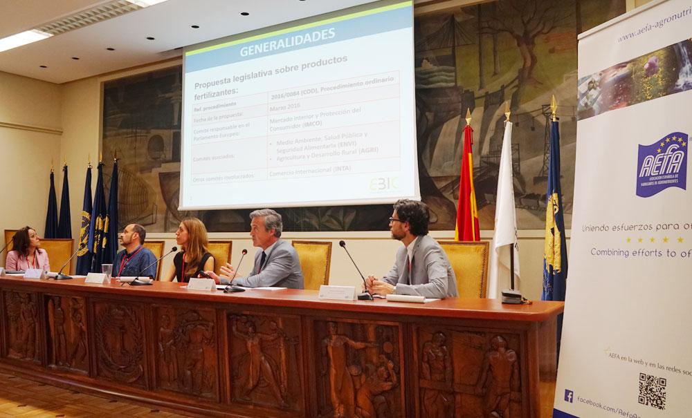 Aefa asociaci n espa ola de fabricantes de agronutrientes for Cajamar oficinas valencia