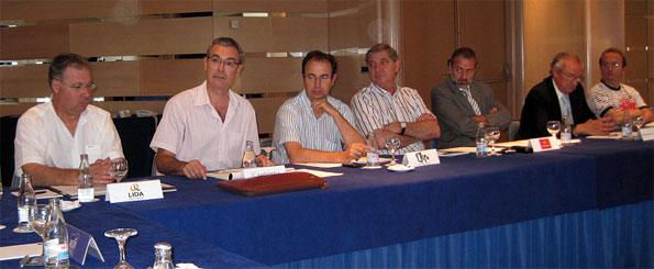 Reunión general de AEFA