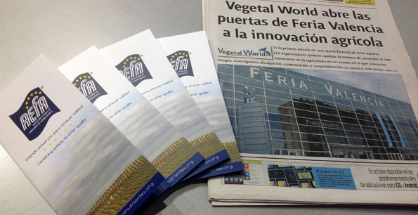 Los agronutrientes en Vegetal World 2014