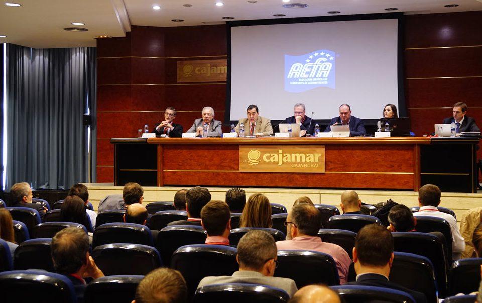 Primera Asamblea de AEFA de 2018