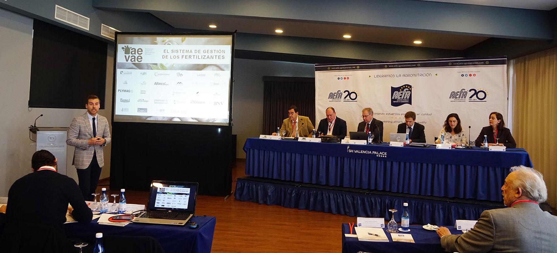 AEVAE: El sistema de gestión de referencia en el sector agrario