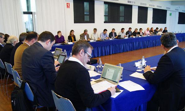 Primera asamblea general de AEFA de 2014 en Valencia