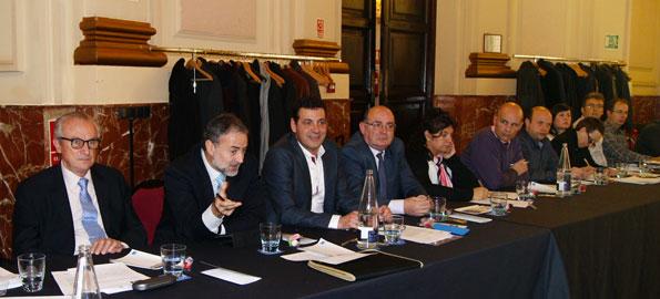 Asamblea de AEFA en Madrid