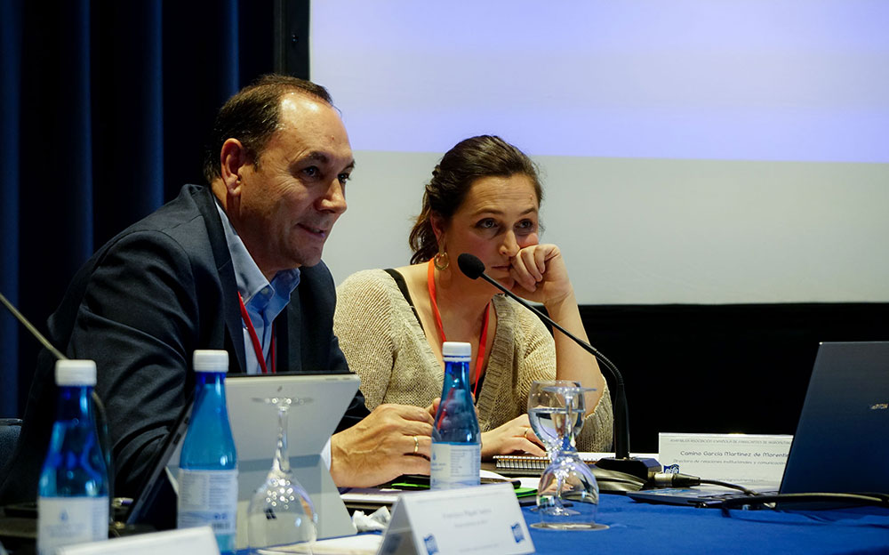 Asamblea General Ordinaria de AEFA