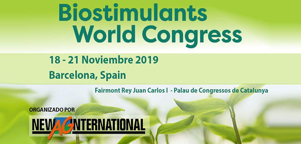 Biostimulants World Congress 2019