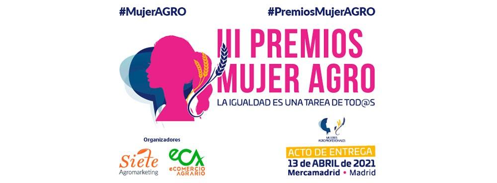 III Premios Mujer AGRO