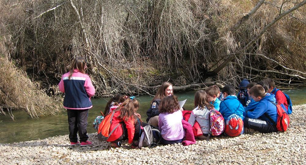 Celebración del Día de las Reservas Naturales Fluviales