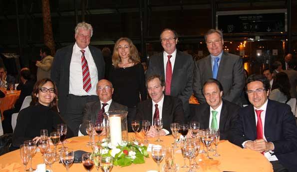 Cena de Gala en el marco de los MDF