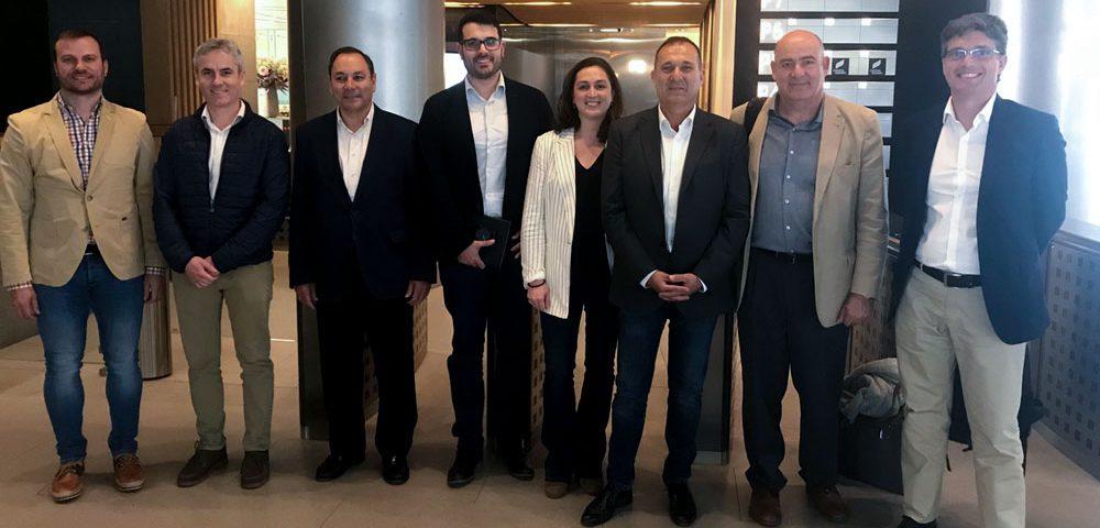 Reunión de la Comisión de Marketing en Barcelona