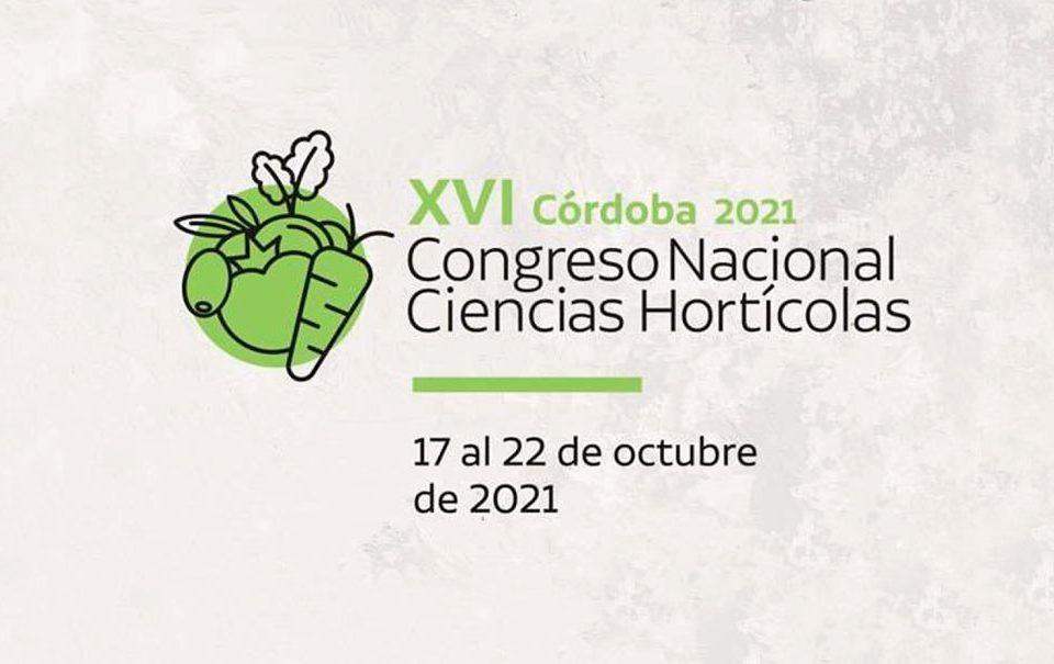 XVI Congreso Nacional de Ciencias Hortícolas