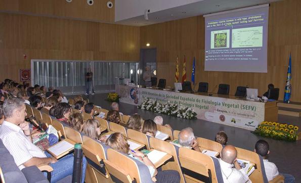 XI Congreso Hispano-Luso de Fisiología Vegetal