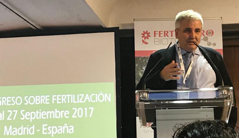 Celebración del I Congreso sobre Fertilización en Madrid