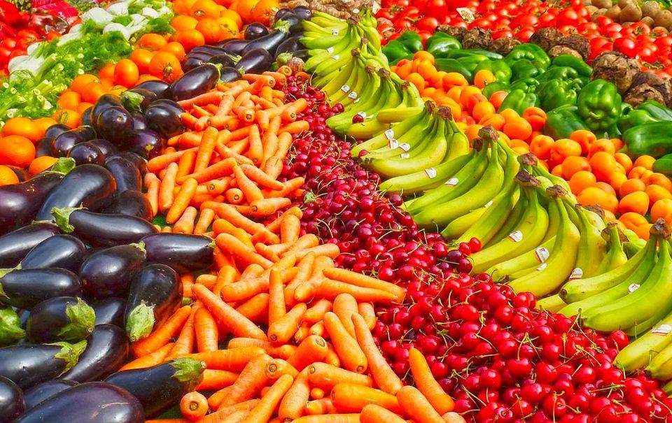 2021 Año Internacional de las frutas y verduras