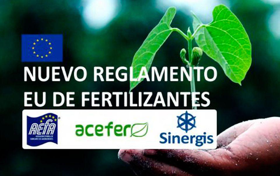Nuevo Reglamento Europeo de Productos Fertilizantes