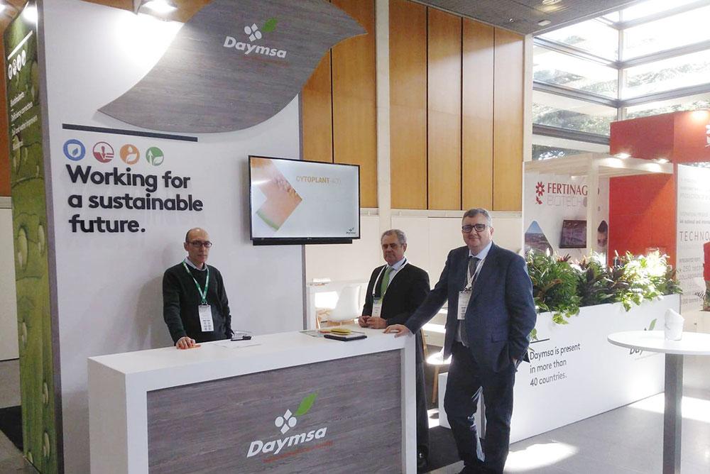 Daymsa en el IV Biostimulants World Congress