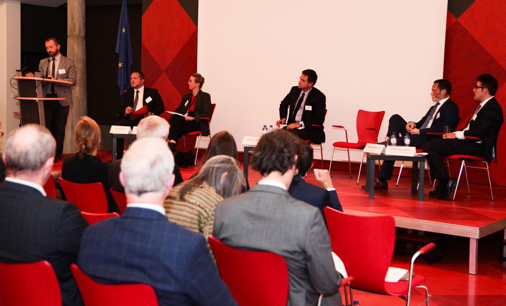Conferencia sobre Economía Circular en Bruselas