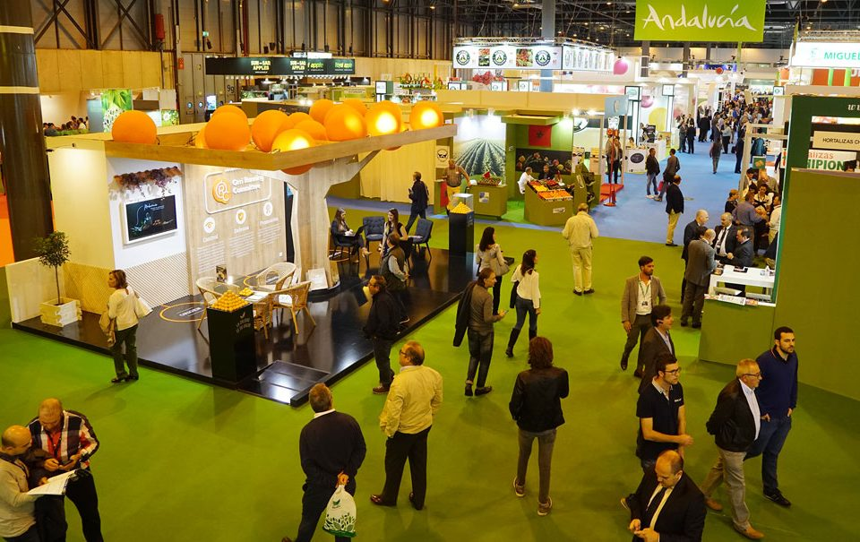 Empresas AEFA en Fruit Attraction 2018