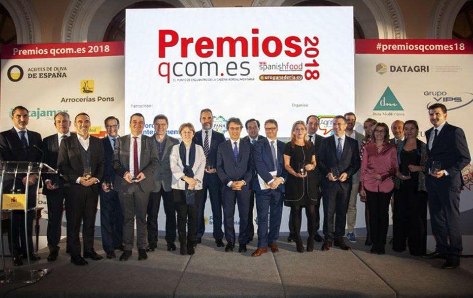 Entrega anual de los premios Qcom