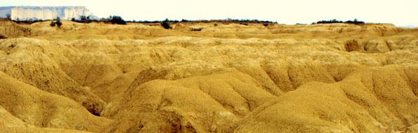 Erosión superficial o laminar