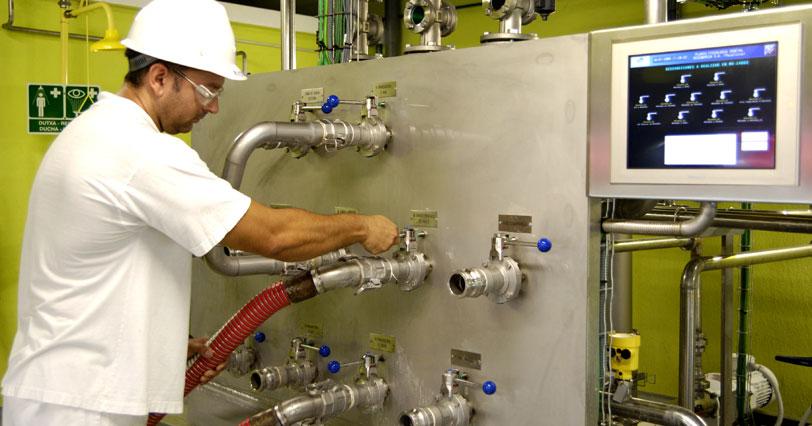 Fabricación de bioestimulantes agrícolas