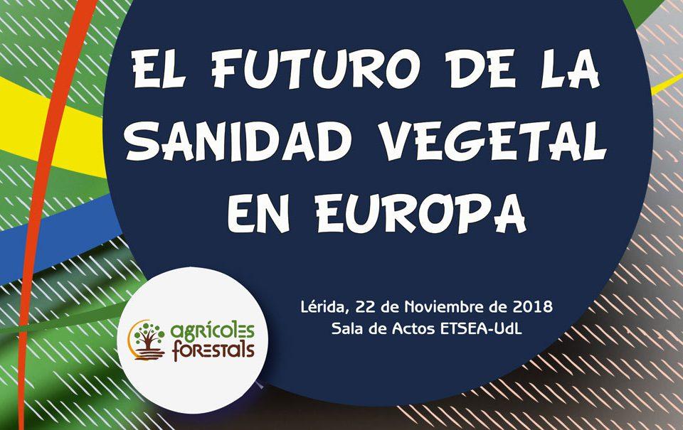 El futuro de la sanidad vegetal en Europa