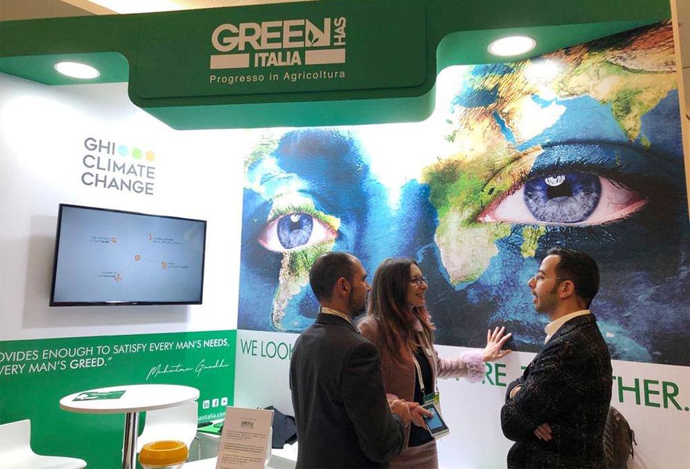 Green Has en el IV Biostimulants World Congress