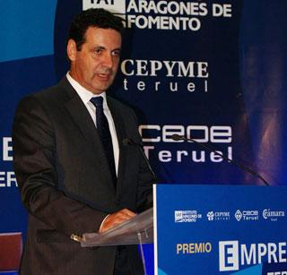 Gregorio Murillo, Gerente de JISA