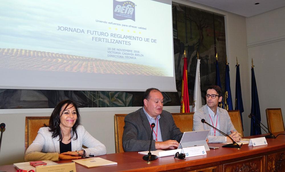 Proyecto del Reglamento Europeo de Fertilizante UE