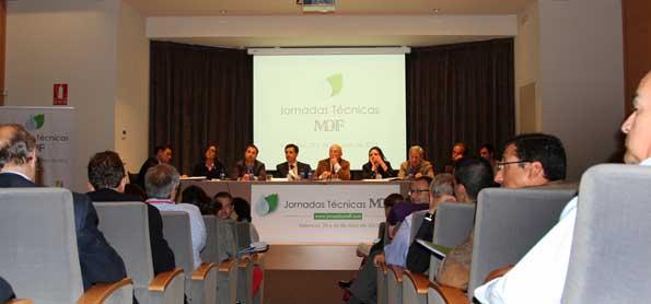 Valencia Sede de las Jornadas MDF