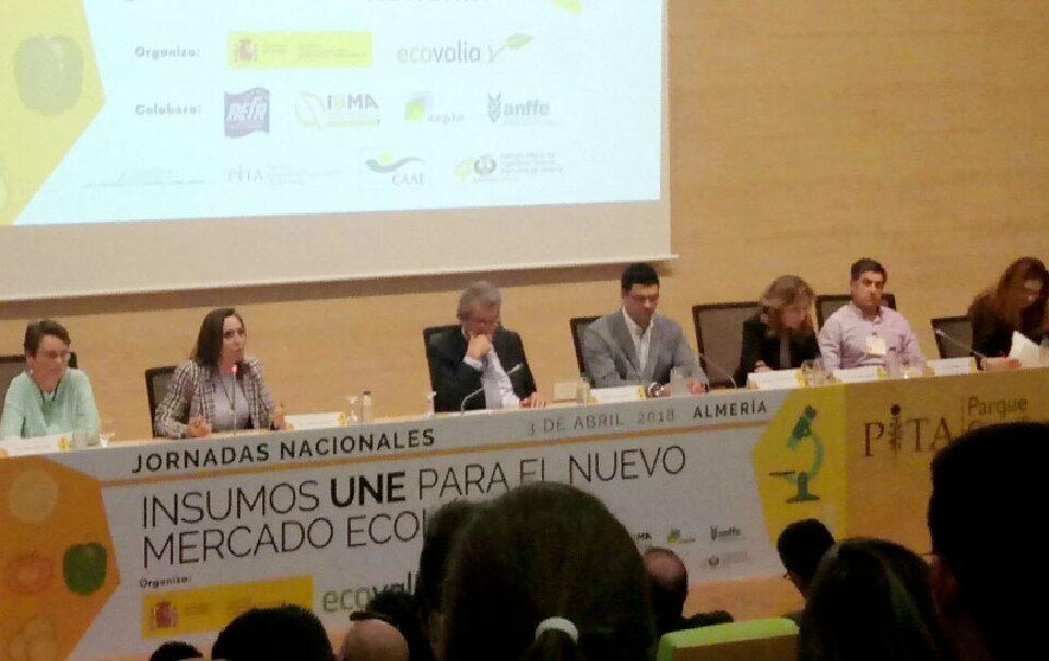 Jornadas Nacionales de Insumos UNE para el Nuevo Mercado Ecológico