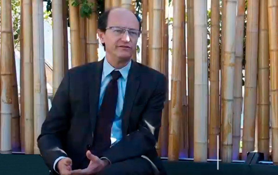 Juan Pardos, actual presidente de AEFA