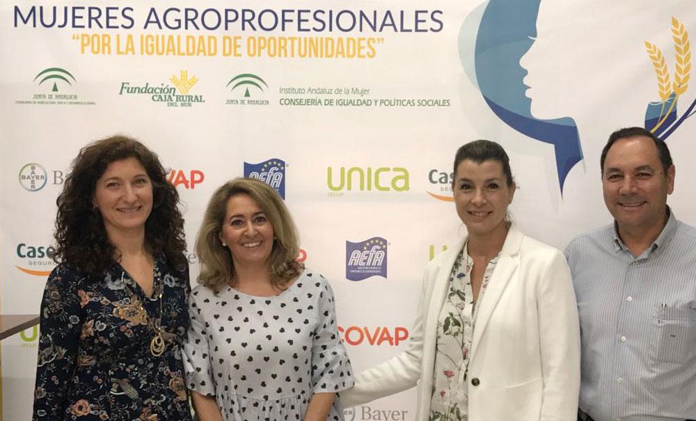 La mujer en el sector agroalimentario
