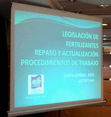 Informe comisión fertilizantes y bioestimulantes