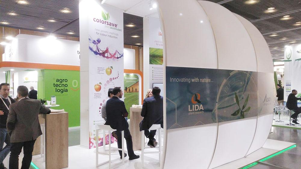 Lida en el IV Biostimulants World Congress
