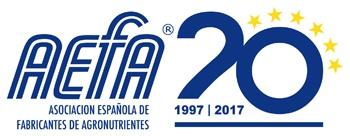 20 aniversario de AEFA en 2017