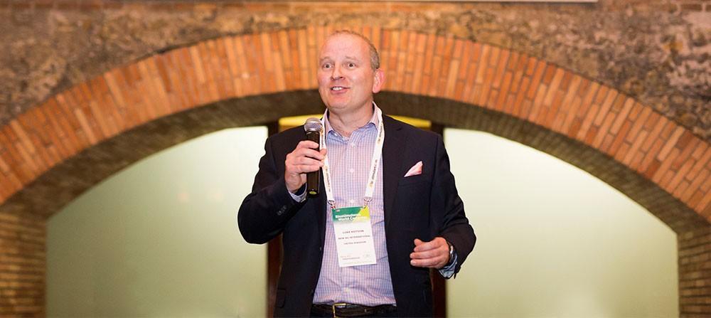 Luke Hutson Chief Editor de New AG International