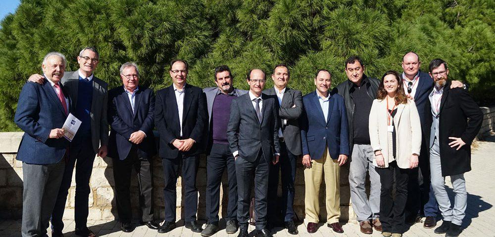 Nueva Junta Directiva de AEFA