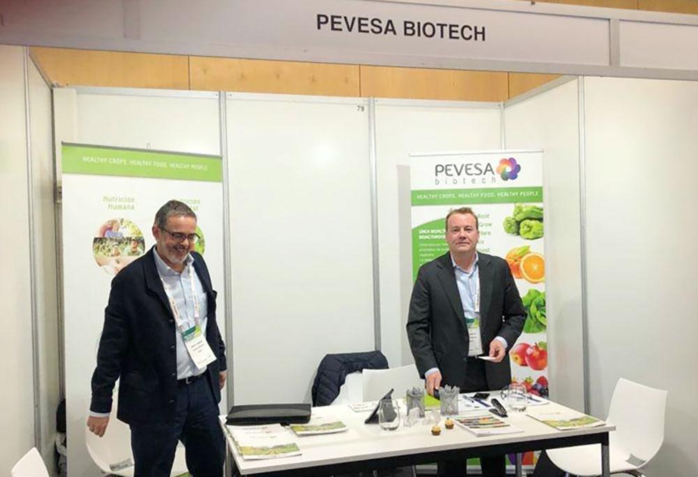 Pevesa biotech en el IV Biostimulants World Congress