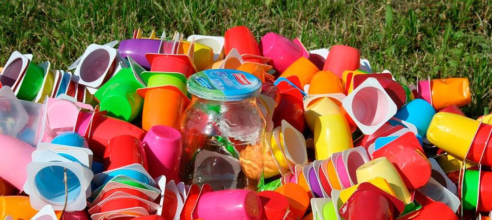 Sin contaminación por plástico