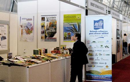 Presencia de AEFA en Ferias 2007