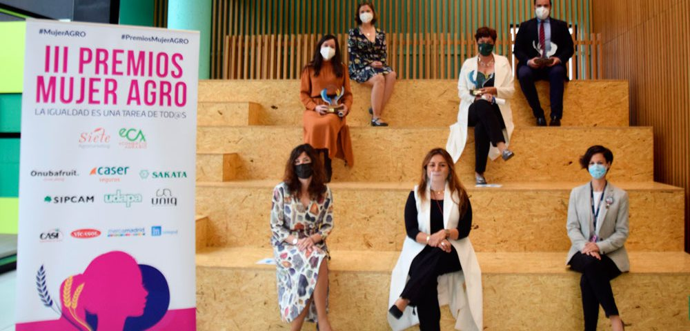 Entrega de los III Premios Mujer Agro