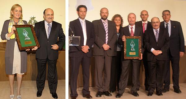 entrega del Galardón Premios Empresa del Año en la categoría de I+D+i