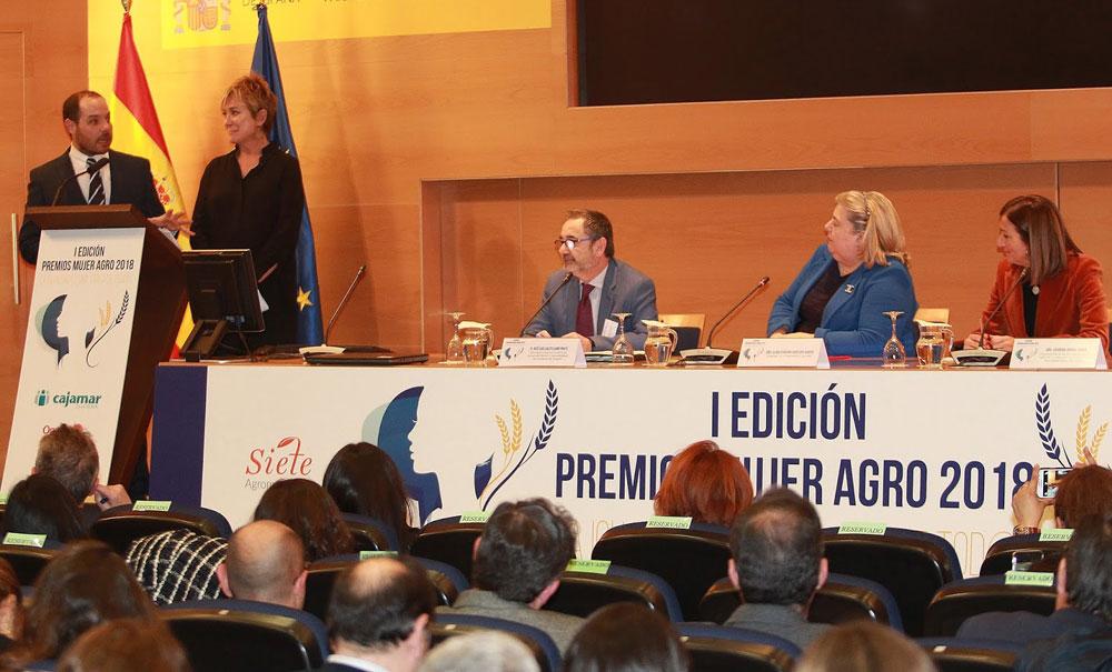 I edición de los premios Mujer Agro
