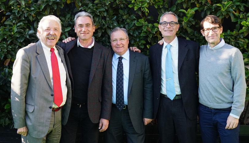 Presidentes de AEFA