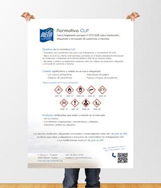 Campaña de AEFA sobre el Nuevo Reglamento europeo CLP
