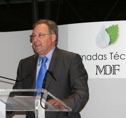 Ricardo Villuendas, presidente de AEFA